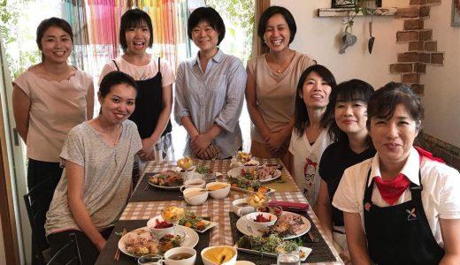 「お腹いっぱいの食事」で満足して大丈夫?~体への勇気づけ企画【野菜ソムリエの健康お料理講座】